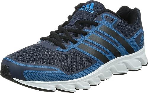 adidas Falcon Elite 4 running shoes women Gentlemen grey/blue Size ...