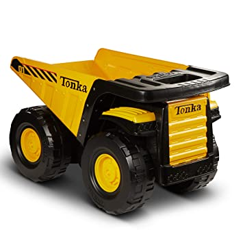Tonka Toy Trucks >> Buy Tonka Toughest Mighty Dump Truck Online At Low Prices In