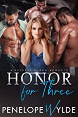 Honor for Three: A Military Reverse Harem Romance (Harem of Three Book 2) Kindle Edition