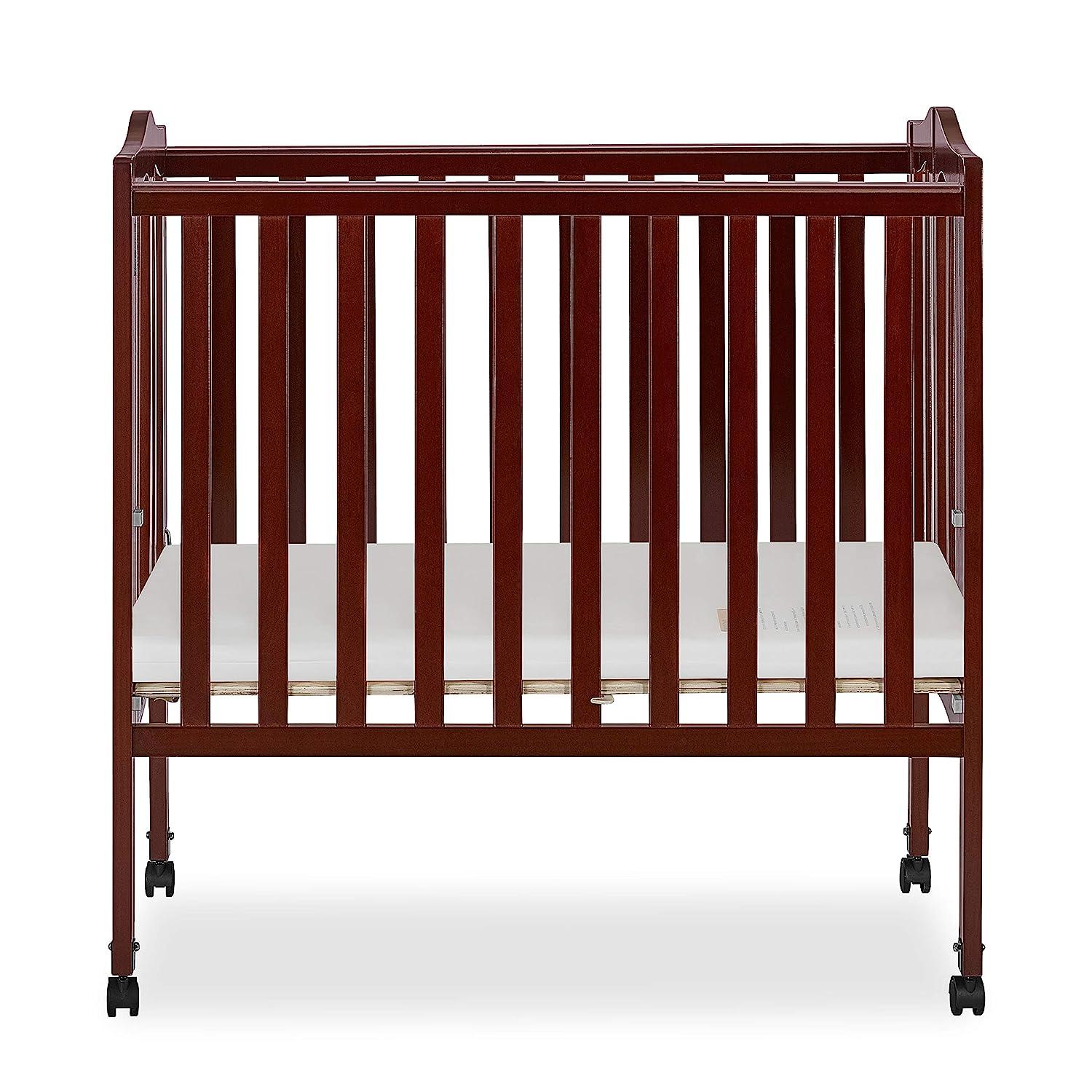 Dream On Me Portable Stationary Side Crib