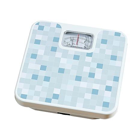 Premier Housewares - Báscula de baño, diseño de mosaico