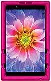 BobjGear Bobj Rugged Tablet Case for Lenovo Tab E8 (TB-8304F) Kid Friendly (Rockin Raspberry)