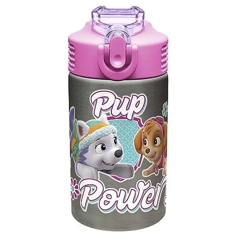 Amazon.com: Zak Designs Paw Patrol - Botella de agua para ...