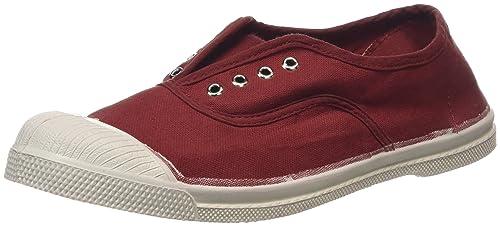 Bensimon Elly, Zapatillas para Mujer, Rojo (Rouge), 39 EU: Amazon.es: Zapatos y complementos