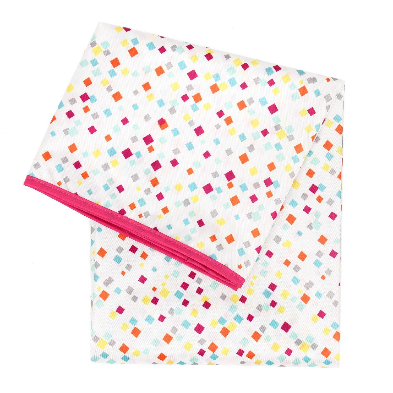 Bumkins Waterproof Splat Mat, Confetti