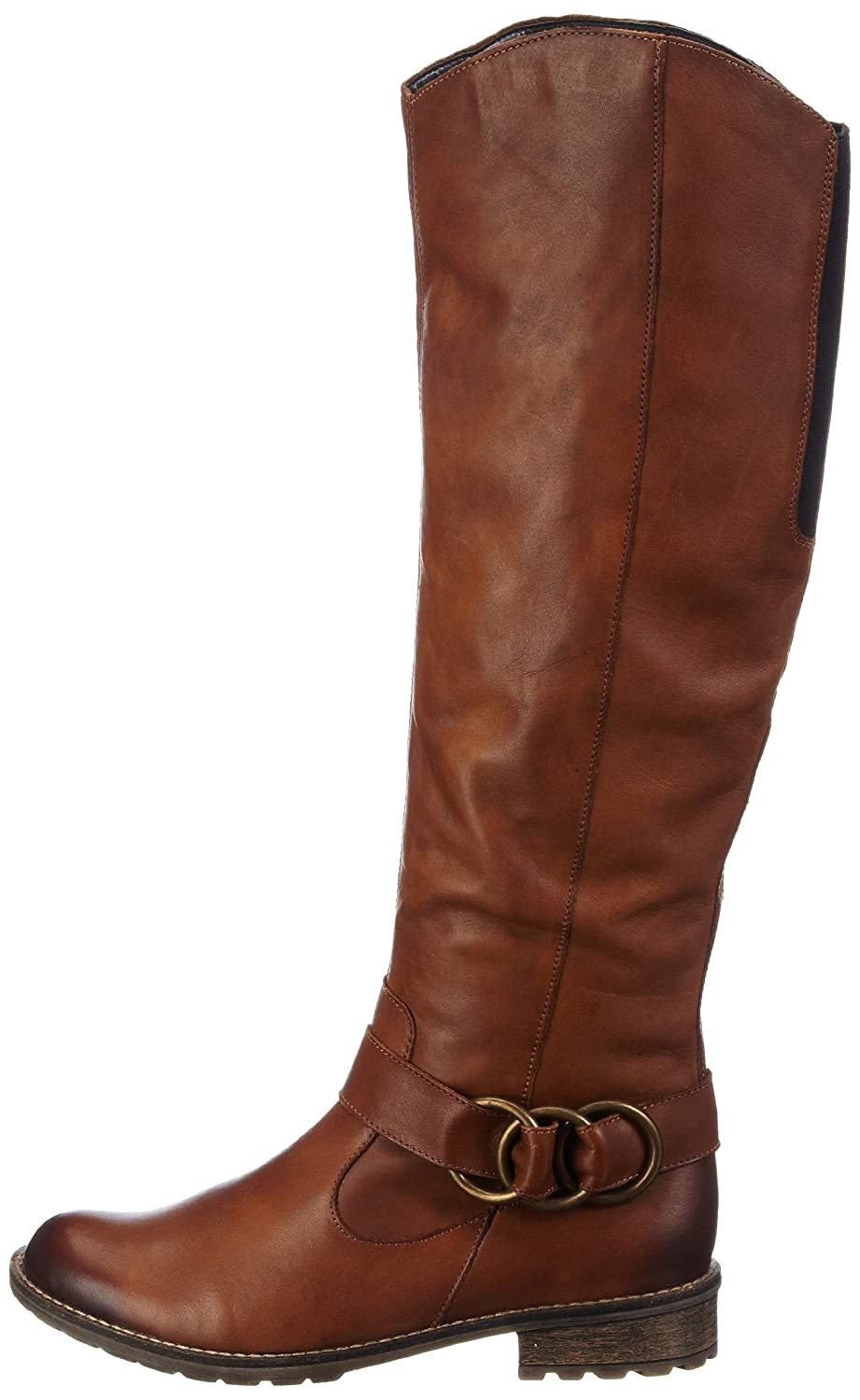 Remonte Women's R3382 Ankle Riding Boots Red