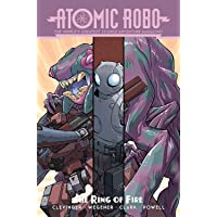 Atomic Robo Volume 10: Atomic Robo and the Ring of Fire