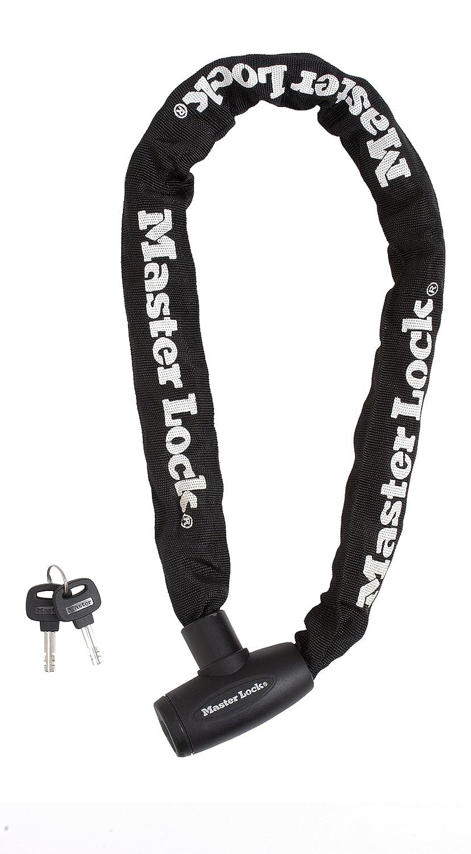 Masterlock 8391EURDPRO - 90Cmx8Mm Cadena Con Llave-Nylon Cubierto