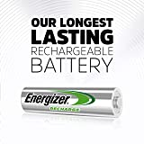 Energizer Rechargeable AA Batteries, NiMH, 2300