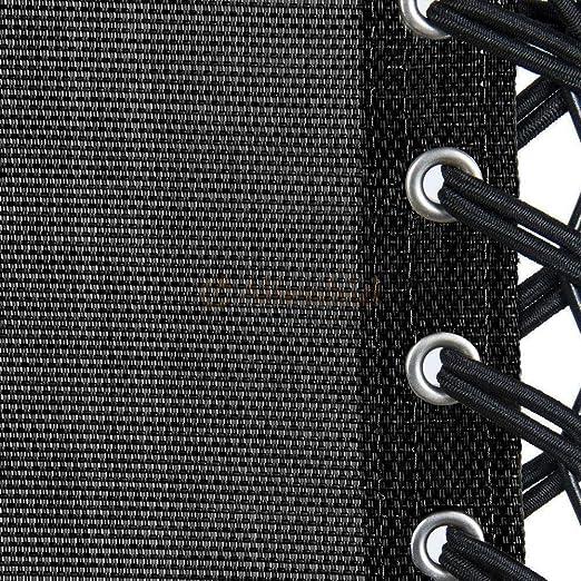oshion 1 par de sillas de Zero Gravity Black salón Patio ...