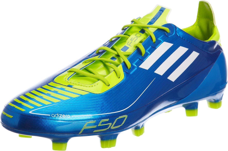 adidas F50 Adizero TRX FG, Azul g40340, Azul: Amazon.es ...