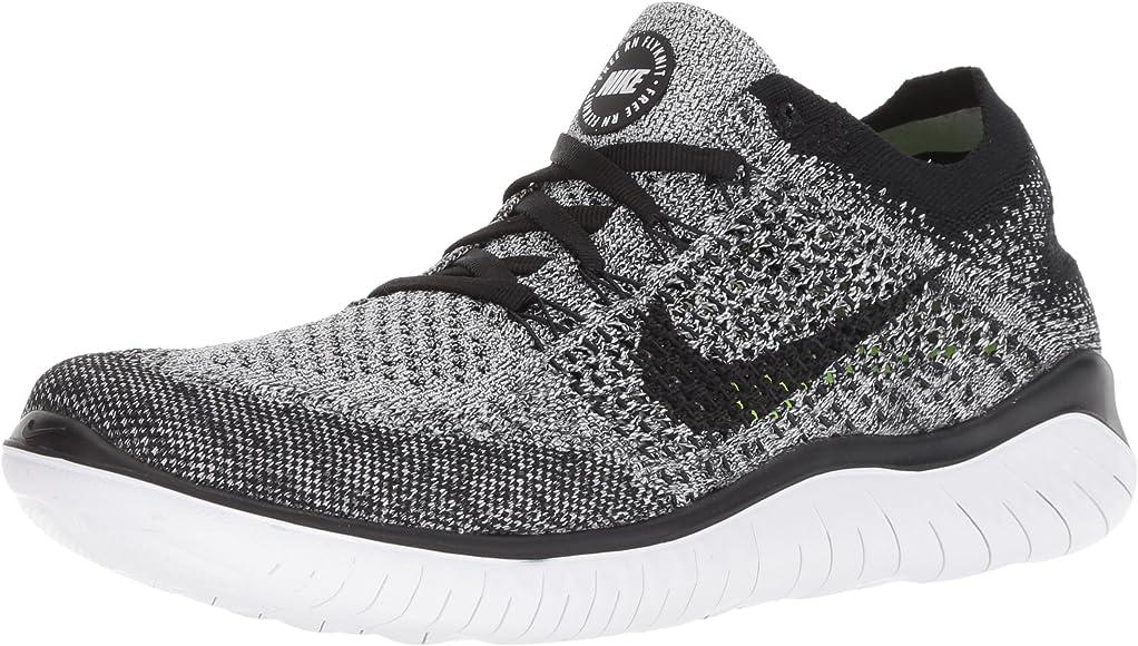 Nike Wmns Free RN Flyknit 2018, Zapatillas de Running para Mujer ...