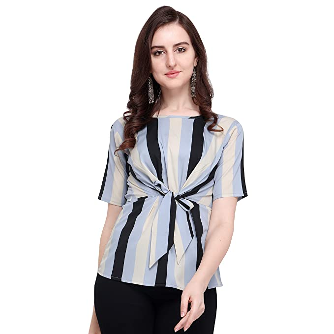 how to find popular stores huge discount JB Fashion JB Women Printed Top with Half Sleeves for Office Wear, Casual  Wear, Under 399 Top for Women/Girls Top