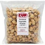 By The Cup Textured Vegetable Protein Chunks 1 lb Bag