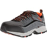 Fila Men's Memory at Peak Composite Toe Trail Running Shoe Food Service