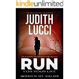 RUN For Your Life: The Alexandra Destephano Psychological Medical Thriller Novels
