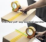 PROSUN Fast Reload 2 Inch Tape Gun Dispenser