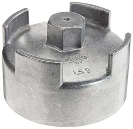 Mann Filter LS6 Llave para Filtro de Aceite