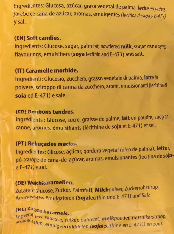 Tirma Caramelos de Nata - 12 Unidades x 125 gr: Amazon.es: Alimentación y bebidas