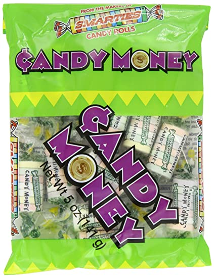 Amazon.com : Smarties Candy Money, 6 Ounce (Pack of 12 ...