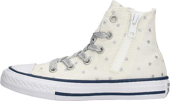 scarpe bambina converse side zip 31