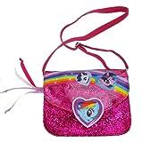 Offiziell lizenzierte Kinder meine kleine Pony glittery rosa Schulter Handtasche