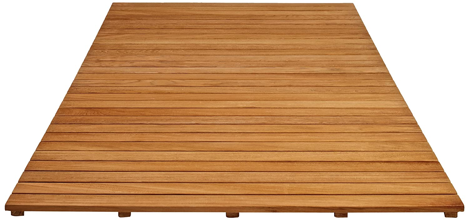 Amazon.com: Arb Teak & Specialties Teak Shower Base Mat, 48 X 36 ...