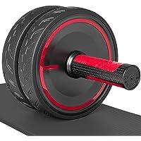 Readaeer Ab rullhjul buktövning för hem gym fitnessutrustning