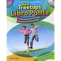 New Treetops Libro Ponte.Preparazione per la Scuola Secondaria di Primo Grado. Con CD Audio: 1