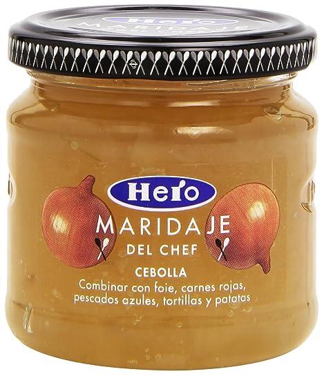 Hero Maridaje del Chef Mermelada de Cebolla - 215 g