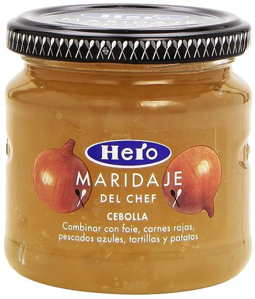Hero - Maridaje del chef - Mermelada de cebolla - 215 g