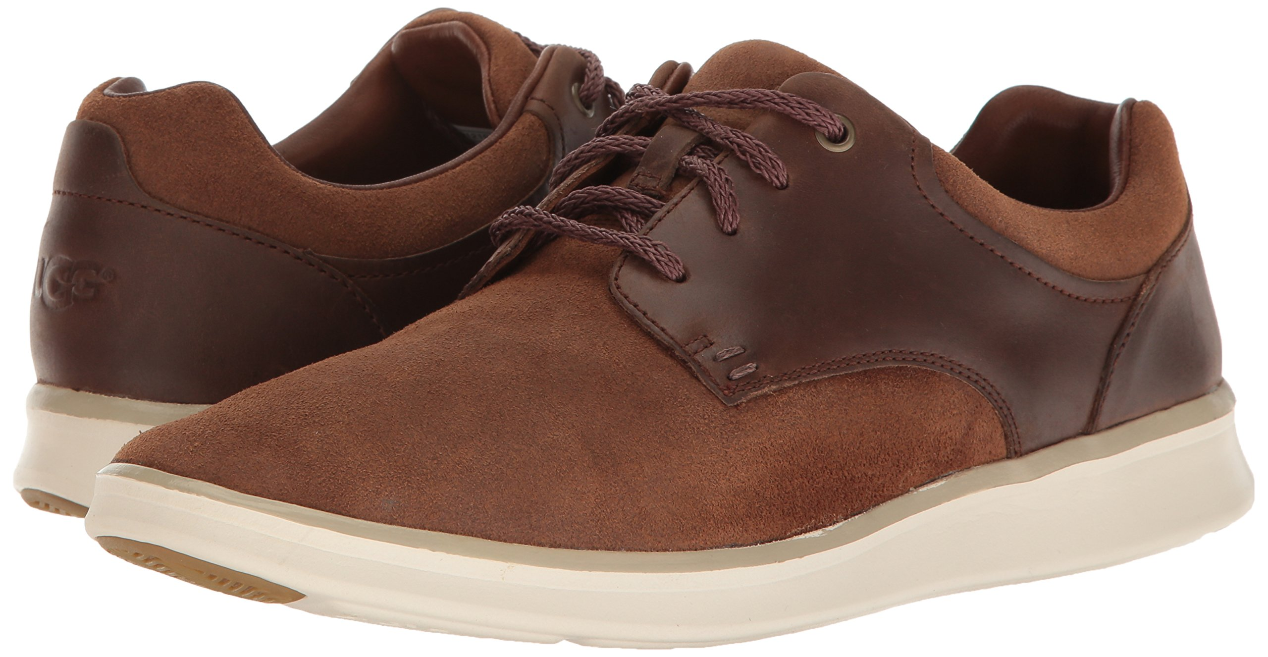 UGG Men's Hepner Fashion Sneaker Chestnut 11.5 M US by UGG (Image #6)