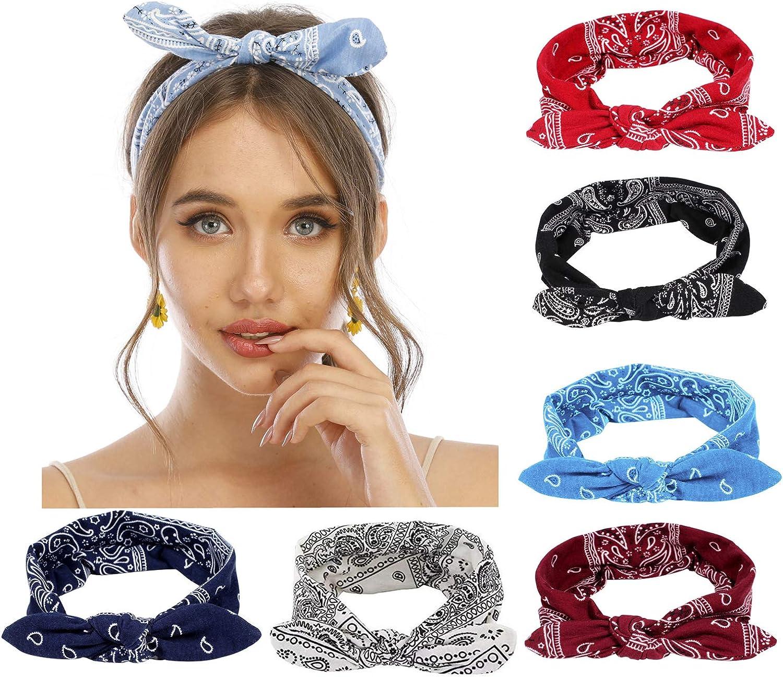 Fashion Ladies Girls Headband Fabric Big Dot Hairband Accessories Daily Party