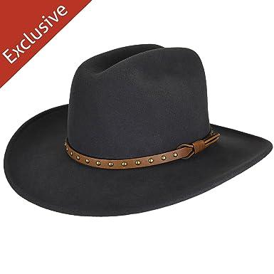 f06a1b94 Hats Hats.Com Men Certitude Western Exclusive at Amazon Men's ...