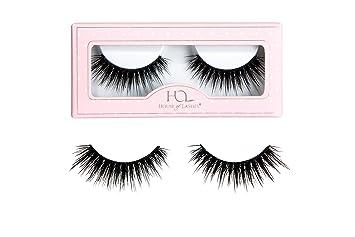 2e8a7e71a9b Amazon.com : House of Lashes Noir Fairy Mini False Eyelashes (1 Pack) :  Beauty