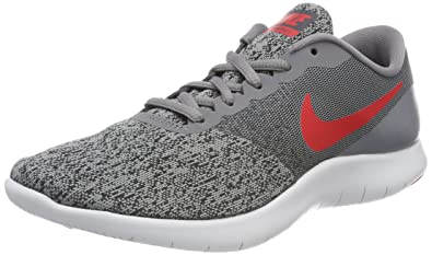 release date da434 a28e8 Image Unavailable. Image not available for. Color  Nike Men s Flex Contact Running  Shoe (7 M US, Cool Grey Red Anthracite)