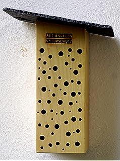 aktiongruen Bambusr/öhrchen Wildbienenhotel Insektenhotel