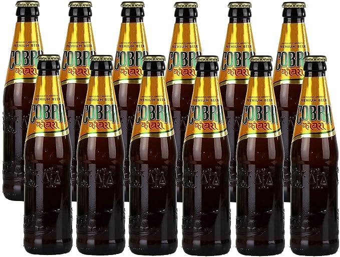 Cobra de Premium Beer 12 x 660 ml (Pack de 12 x 660 ml): Amazon.es: Alimentación y bebidas