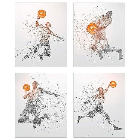 Baketball Art Designs