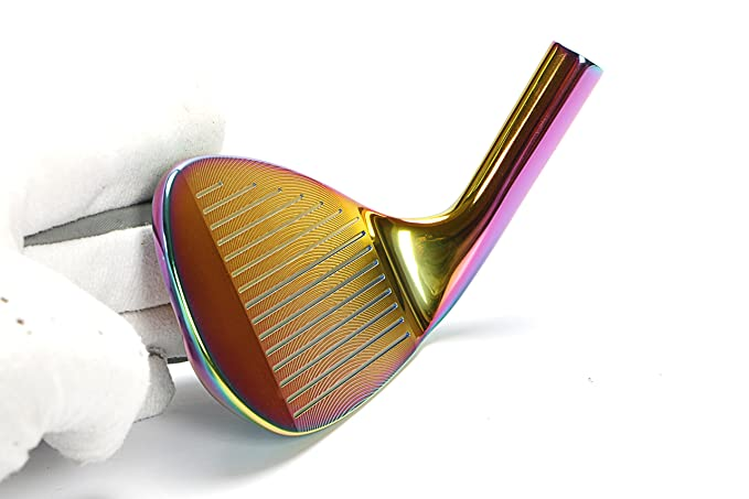 Amazon.com: Palos de Golf Cuñas Cuña de acero diestros ...