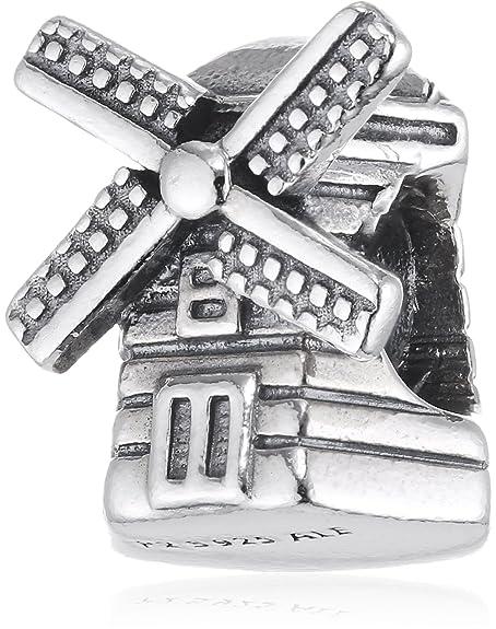 pandora ciondolo argento sterling 925 donna
