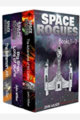 Space Rogues Omnibus One (Books 1-3): The first three stories of the hilarious adventures of the crew of the Ghost Kindle Edition