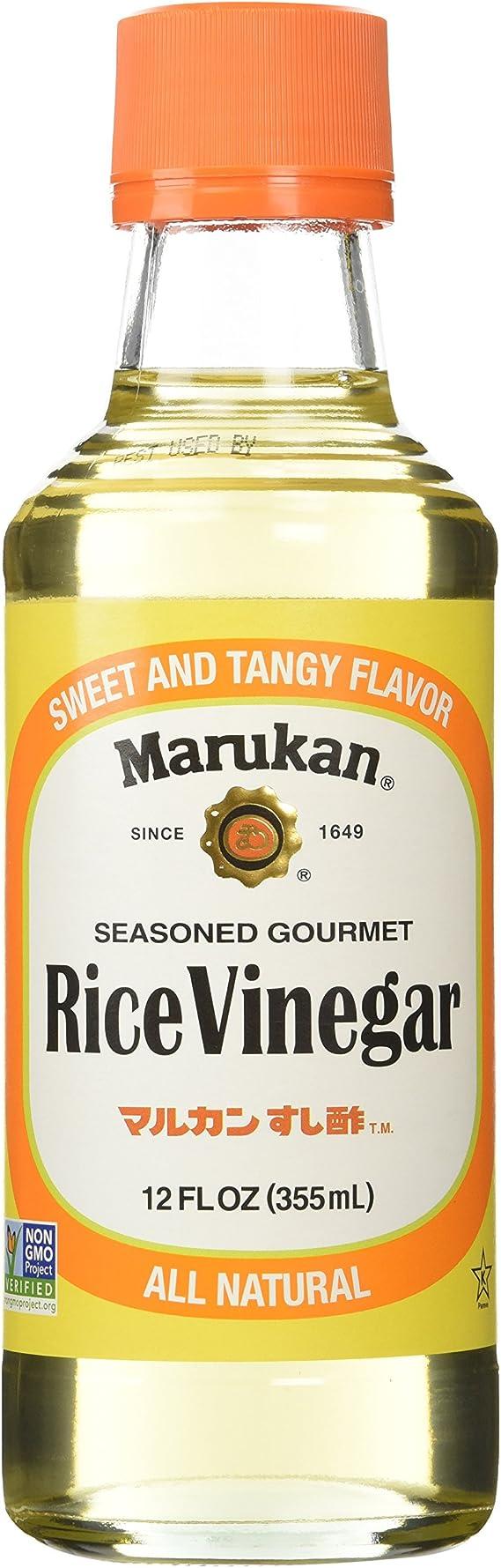 Marukan Seasoned Rice Vinegar 12 Oz (12 oz)