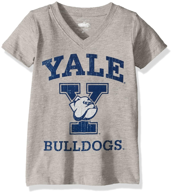 【翌日発送可能】 Girl 's VネックTee 14 14 Girl Yale 's Bulldogs B06X9BZRJ3, 三好郡:18fcad8e --- a0267596.xsph.ru