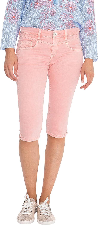 ATT Jeans Damen Zoe Shorts Rosé