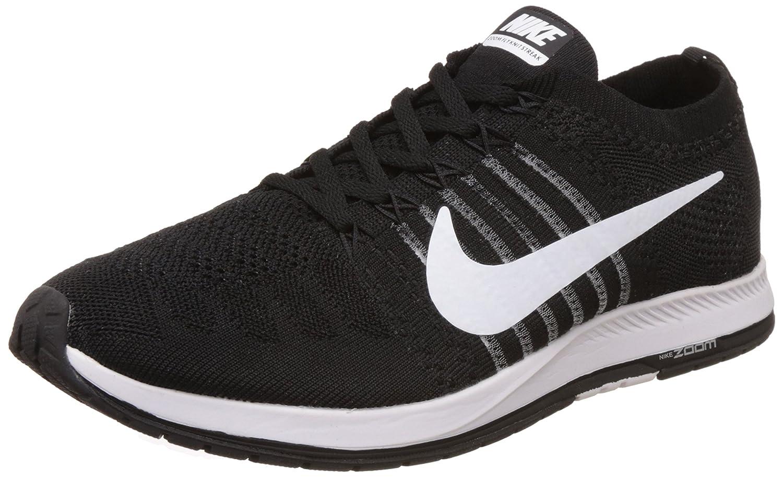 bfafd96d6e9 ... Nike Mens Flyknit Streak Black Running Shoes - 10 UKIndia (45 EU)(11 ...