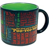 Last Lines of Literature Coffee Mug - The Most Famous Last Lines of Literature - From The Lord of the Rings to Moby Dick - Co