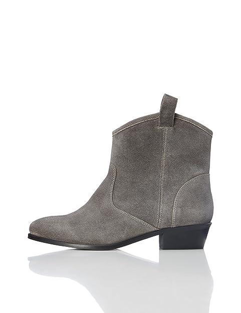 Trouver Des Hommes En Daim Gris, Chaussures (gris), 42 Eu