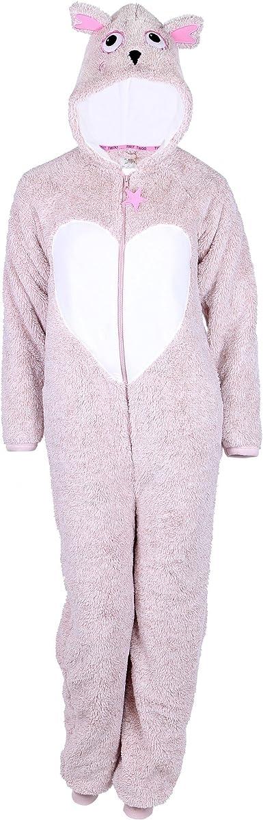 Primark - Pijama - para mujer multicolor beige: Amazon.es: Ropa