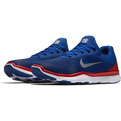 c359fa34f5c Image Unavailable. Image not available for. Colour  Nike New York Giants  Free Trainer V7 NFL Collection Shoes ...
